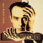 Peter Murphy All Night Long Single Cover