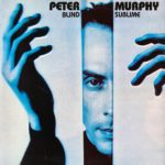 Peter Murphy Blind Sublime Single Cover