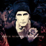 Peter Murphy I Spit Roses Single Cover