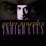 Peter Murphy Indigo Eyes Single Cover