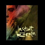 Peter Murphy Instant Karma Single Cover