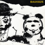 Bauhaus Mask Album Cover