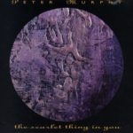 Peter Murphy The Scarlet Thing In You Single Cover