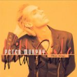 Peter Murphy Three Songs EP Cover